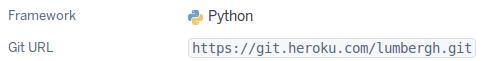 Webhook integration git URL